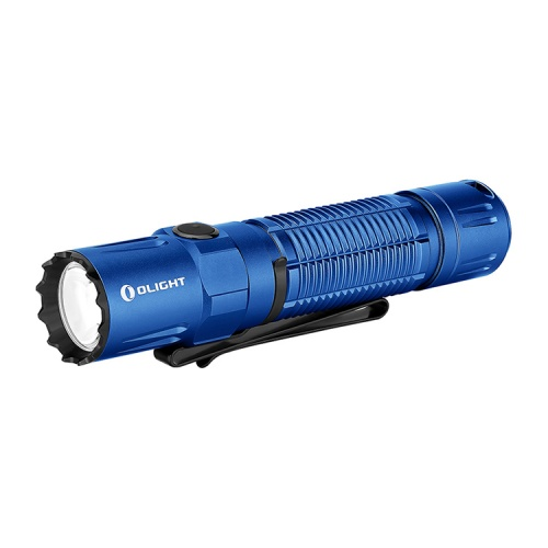 Olight M2R Pro Warrior Rechargeable LED Torch (Limited Edition Blue)