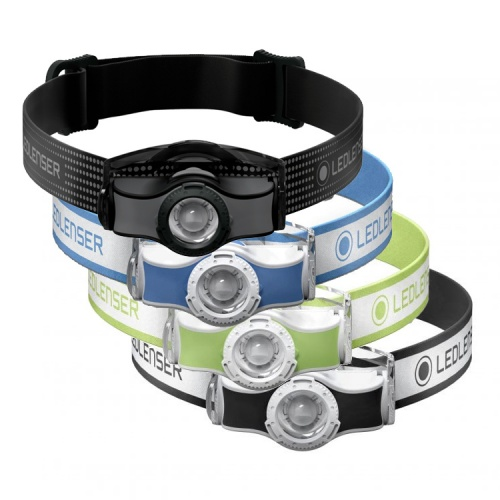 Ledlenser MH3 LED Head Torch