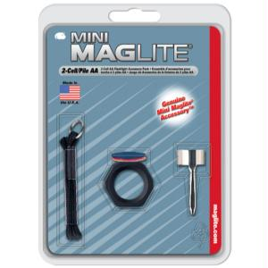 Mini Maglite AA Accessory Kit