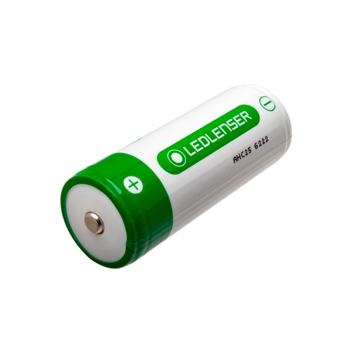 Spare Li-ion Rechargeable Battery for the Ledlenser MT14