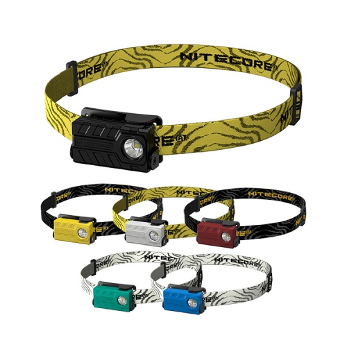 Nitecore NU20 Rechargeable LED Head Torch