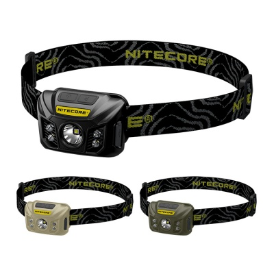 Nitecore NU30 Rechargeable LED Head Torch
