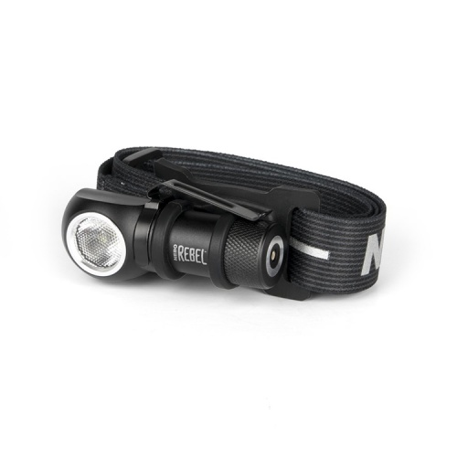 NEBO Rebel Rechargeable LED Head Torch