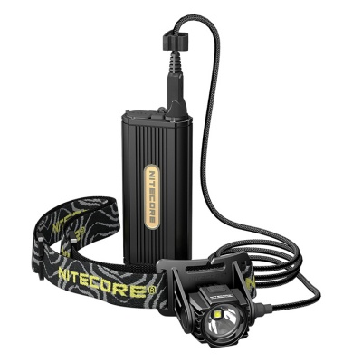 Nitecore HC70 Rechargeable LED Head Torch