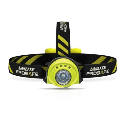 UniLite Prosafe PS-H5 Head Torch with Focus Control
