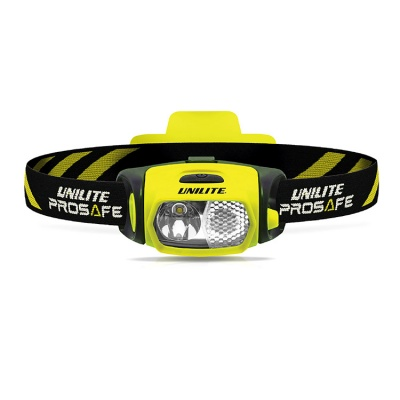 UniLite Prosafe PS-H7R USB Rechargeable LED Head Torch