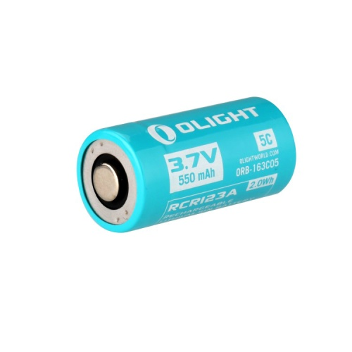 Spare Rechargeable Battery for Olight S1R Baton
