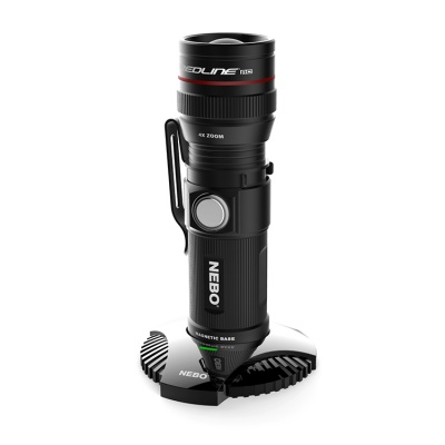 iPROTEC Redline RC Rechargeable LED Torch