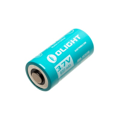 Spare Rechargeable Battery for Olight H1R and S10R III