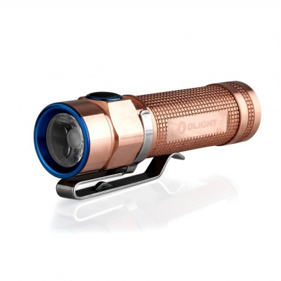 Olight S1A Baton Cu Raw Copper Limited Edition LED Torch