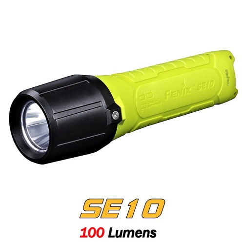 Fenix SE10 ATEX Intrinsically Safe LED Torch