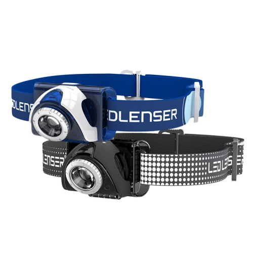 Ledlenser SEO7R Rechargeable LED Head Torch
