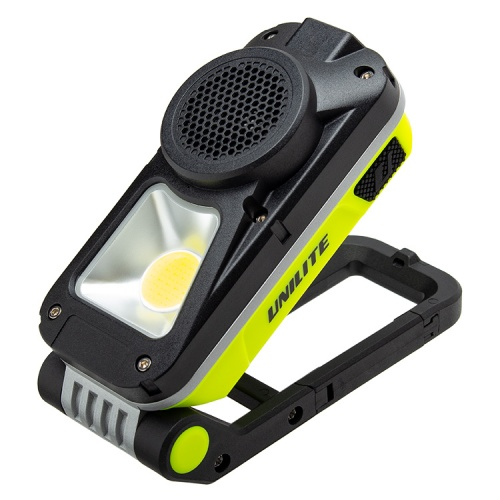 UniLite SP-750 Rechargeable Light & Bluetooth Speaker