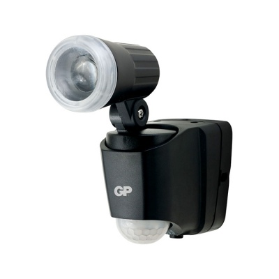 GP Safeguard RF1 Battery Powered PIR Security Light