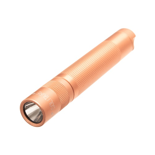 Maglite Limited Edition Rose Gold Solitaire 1-Cell AAA LED Torch