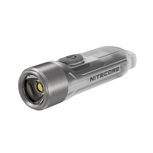 Nitecore TIKI White & UV Rechargeable LED Key Ring Torch