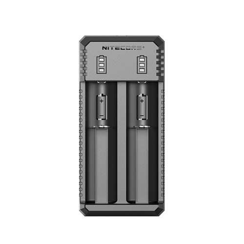 Nitecore UI2 Dual Bay Li-ion Battery Charger