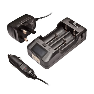 Xtar VP2 Dual Bay Lithium-ion Battery Charger