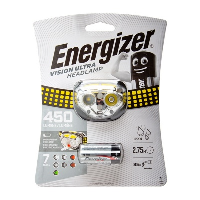 Energizer Vision Ultra LED Head Torch