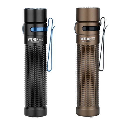 Olight Warrior Mini Rechargeable LED Torch