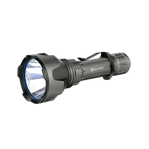 Olight Warrior X Turbo Rechargeable LED Torch (Limited Edition Gun Metal)