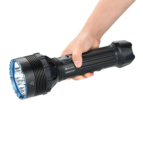 Olight X9R Marauder Rechargeable LED Torch