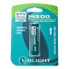 Olight 14500 3.7 V, 750 mAh Li-ion Protected Battery