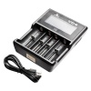Xtar VC4 Four Bay NiMH / Li-ion Battery Charger