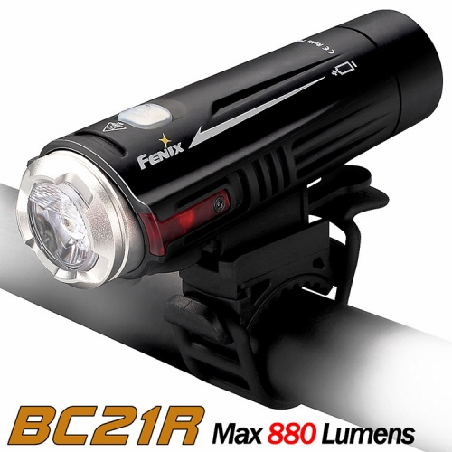 Fenix BC21R rechargeable LED Bike Light