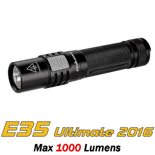 Fenix E35 Ultimate Edition 2016 LED Torch