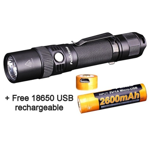 Fenix FD30 Focusing LED Torch