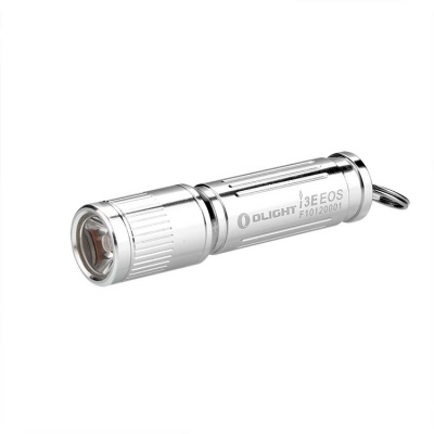 Olight i3E EOS Bright Silver LED Torch