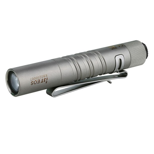 Olight i3T EOS LED Torch (Limited Edition Titanium)