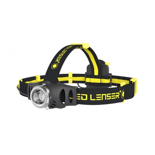 LED Lenser iH6R Rechargeable LED Head Torch