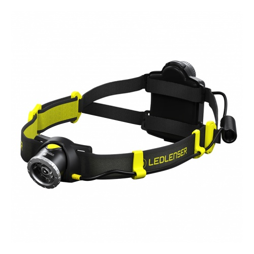 LED Lenser iH7R CRI Rechargeable LED Head Torch