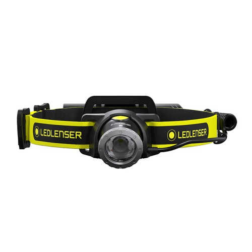 Ledlenser iH8R Rechargeable LED Head Torch