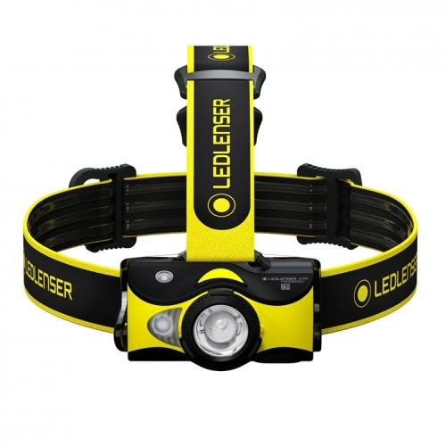 Ledlenser iH9R Rechargeable LED Head Torch