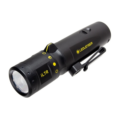 Ledlenser iL7R ATEX Zone 2/22 Rechargeable LED Torch