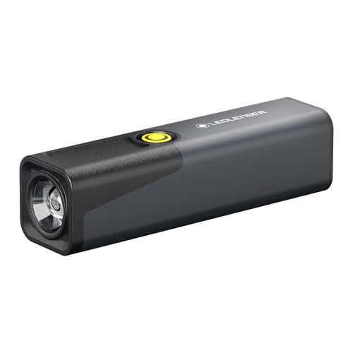 Ledlenser iW3R Rechargeable LED Spotlight and 4000 mAh Power Bank