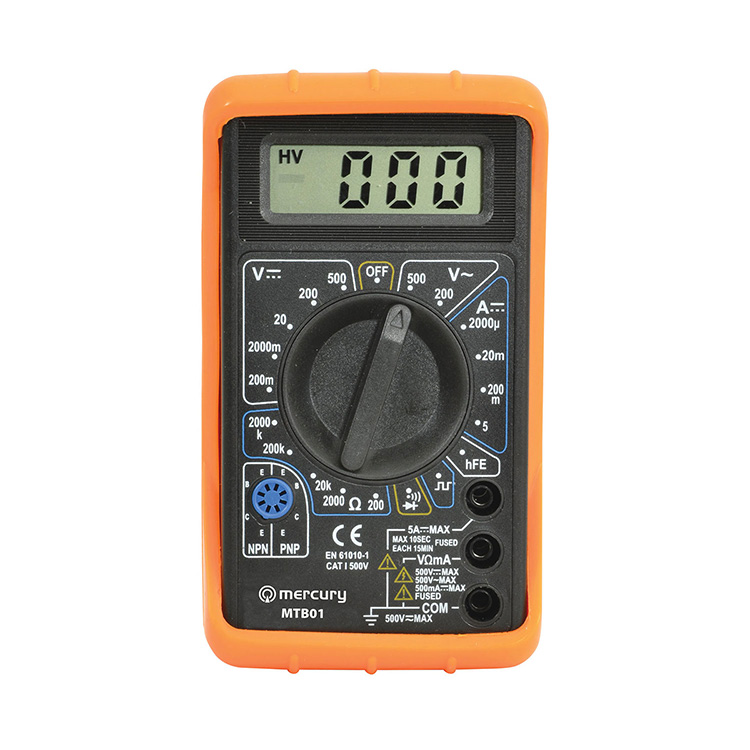 MTB01 Digital Multi Tester