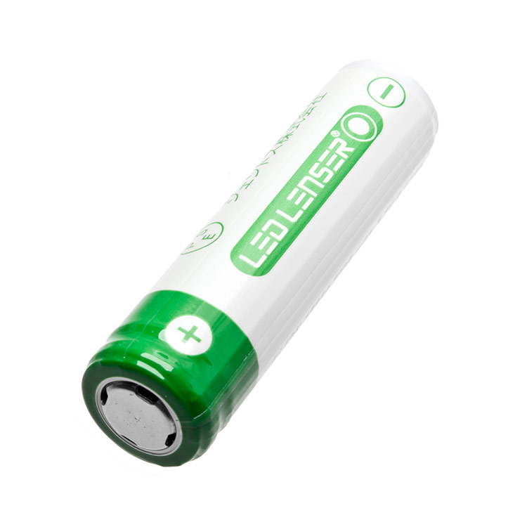 Spare 3400 mAh Battery for the Ledlenser MT10, MH10, H8R, NEO10R, M7R, M7RX,  F1R or P7R