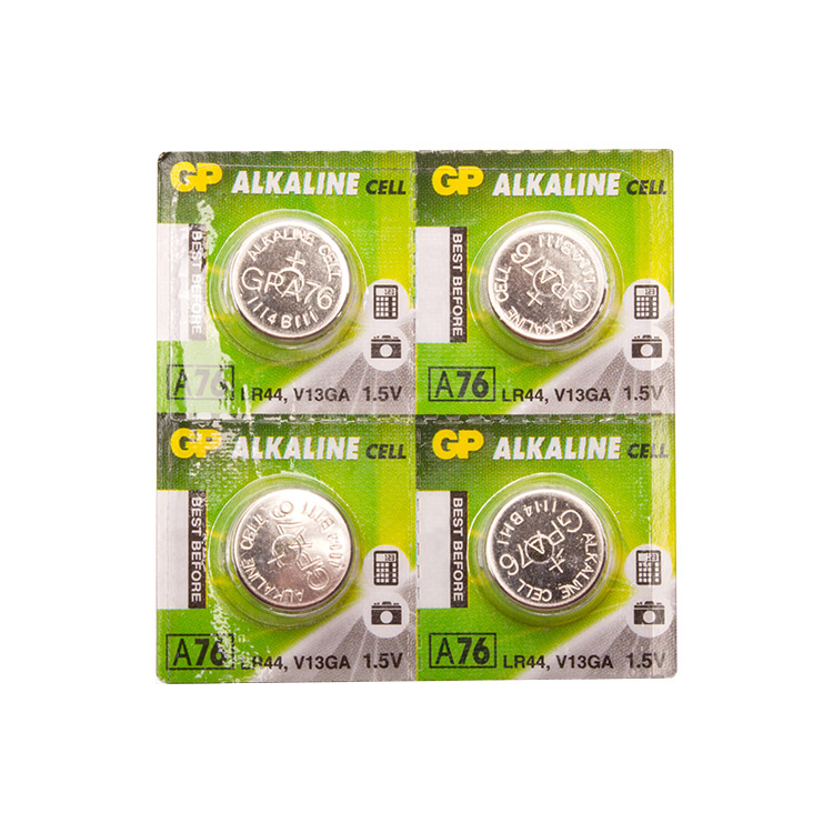 Button Cell Batteries