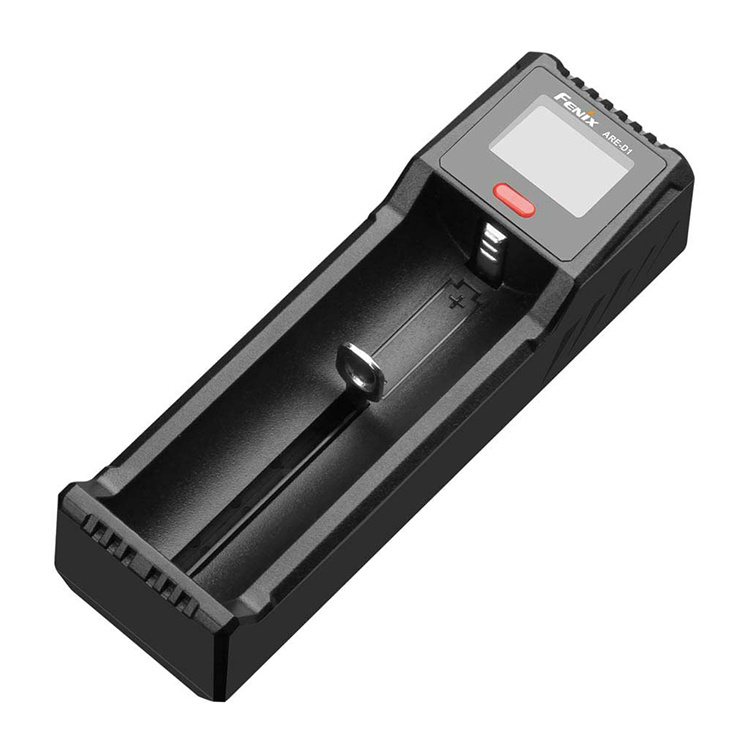 Fenix ARE-D1 Single Bay Li-ion Battery Charger