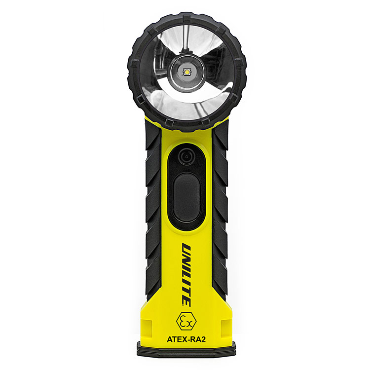 Unilite ATEX-RA2 Intrinsically Safe LED Angle Torch