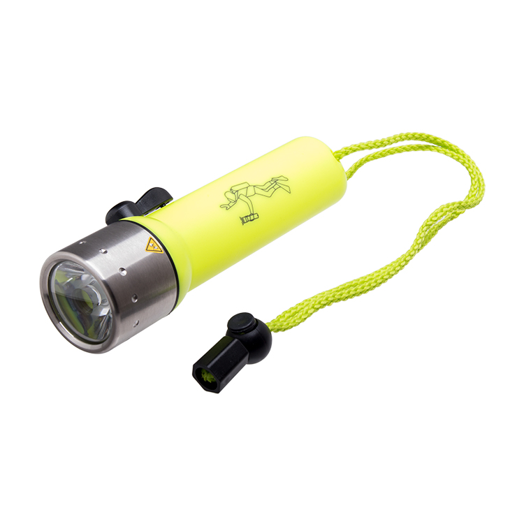 Ledlenser D14 Daylight LED Diving Torch