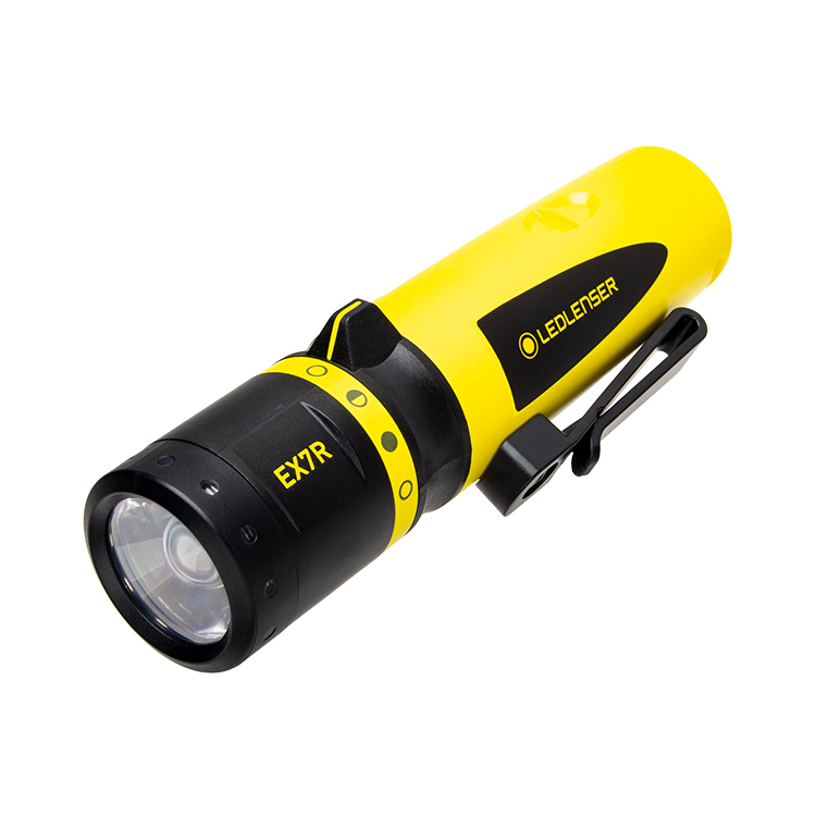 Ledlenser EX7R ATEX Zone 1/21 Rechargeable LED Torch