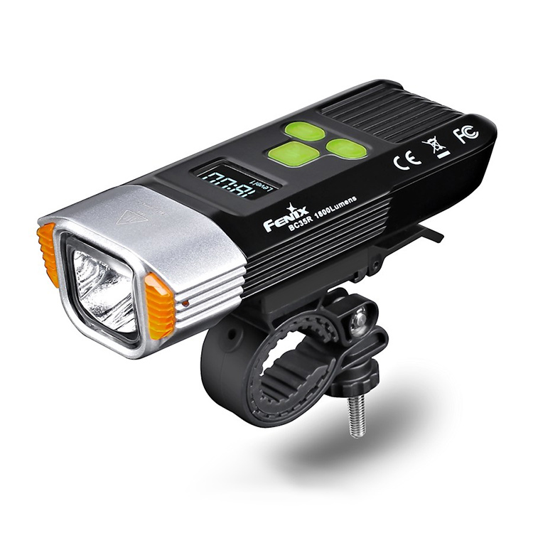 Fenix BC35R Rechargeable LED Bike Light