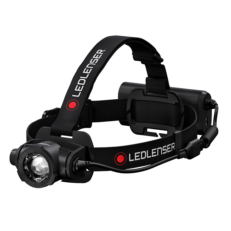Ledlenser H15R CORE Rechargeable LED Head Torch