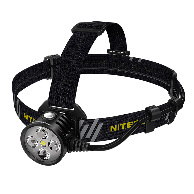 Nitecore HU60 USB Powered LED Head Torch