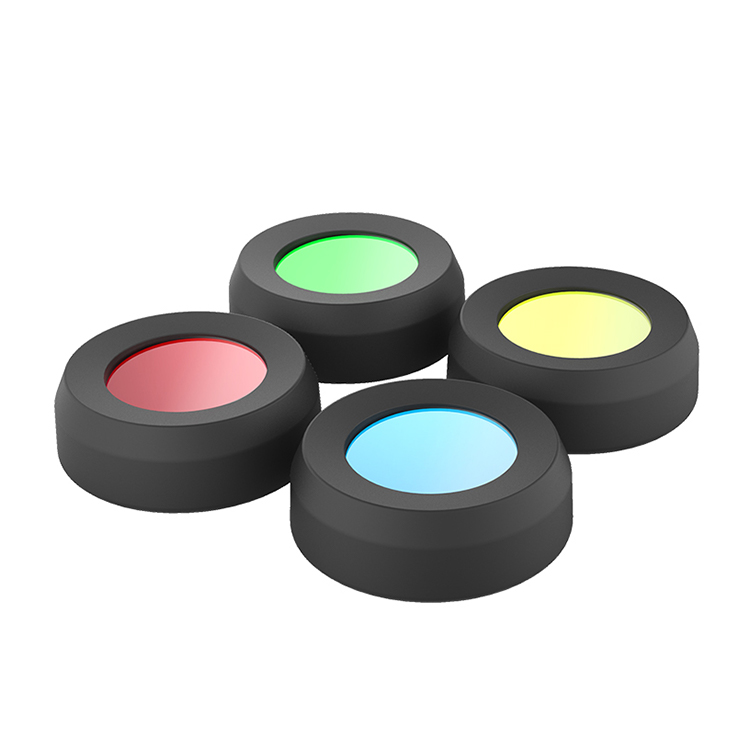 Ledlenser Coloured Filter Set for the Ledlenser H7R.2, MH10 and H8R